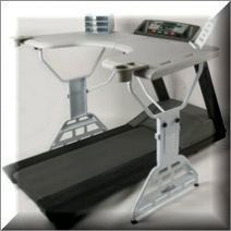 Work and Workout together in one: Treadmill Desk | Best Squidoo | Scoop.it