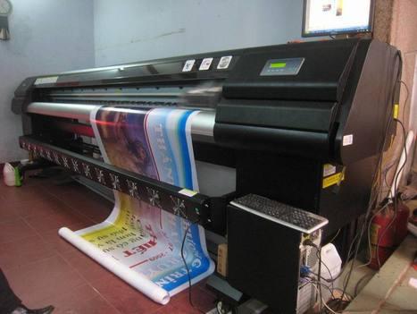 Đôi nét cần biết máy in bạt khổ lớn | t | Scoop.it