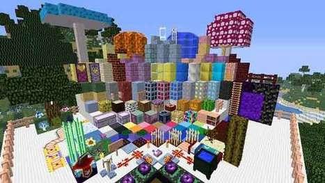 CanterlotCraft Pack – 16x – Minecraft 1.7.2/1.6.4 - Minecraft Builders   Minecraft   Scoop.it