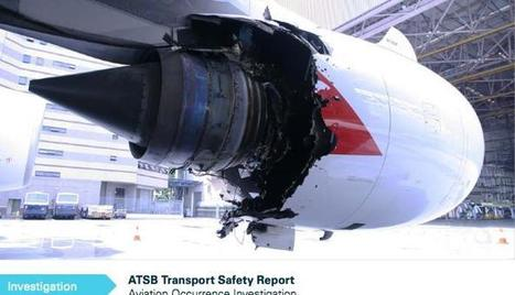 What Air Crash Investigations Didn't Tell You About QF32 (Airbus A380)   DOORs to Leadership and Change   Scoop.it