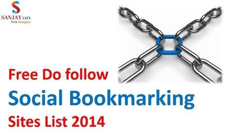 Free Dofollow Social Bookmarking Sites List 2014 - 298 Sites   SEO   Scoop.it