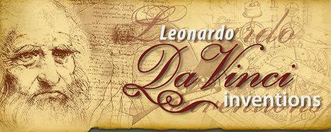 The Inventions of Leonardo Da Vinci | Inventions | Scoop.it