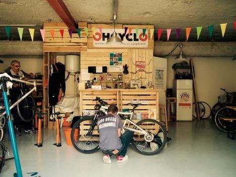 Bricole it Yourself en vélo solidaire | Revue de web de Mon Cher Vélo | Scoop.it
