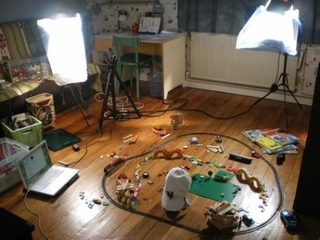 9 Conseils et astuces pour réaliser un court-métrage en stop motion (animation image par image)   Numérique à l'école   Scoop.it