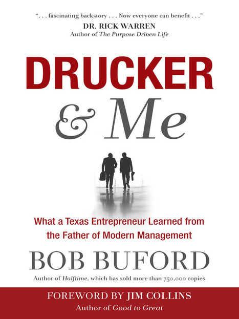 Book review: 'Drucker & Me' isn't your usual management book - GMA News   Realizing Leadership   Scoop.it