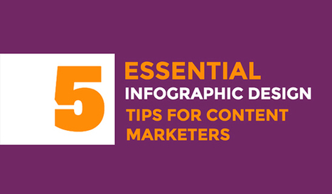 Are Infographics Part of Your Online Strategy? 5 Design Tips for Success | digital marketing strategy | Scoop.it