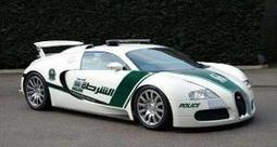 Bugatti Veyron trở thành xe Cảnh sát Dubai - Sài Gòn Online | Sài Gòn Online | Scoop.it