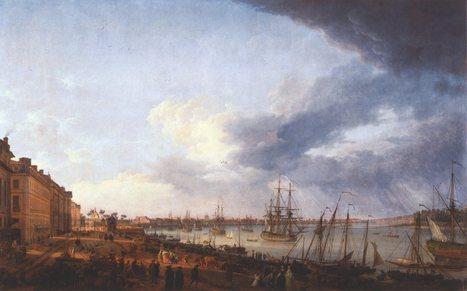 14 août 1714 naissance de Claude Joseph Vernet, le peintre de la Marine | Racines de l'Art | Scoop.it