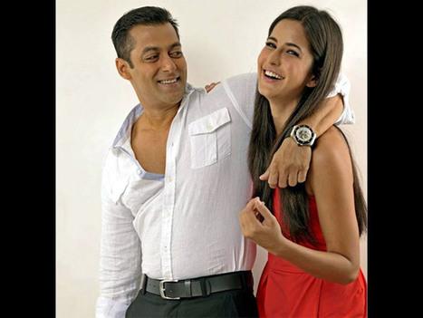 OMG! Salman Khan Still Has Feelings For Katrina Kaif, Says She Is Lovely | Celebrity Entertainment News | Scoop.it