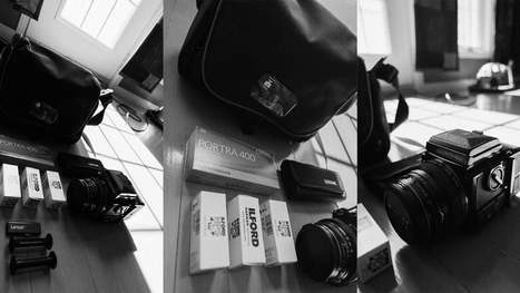 In your bag No: 1184 - Mathieu Lalonde - Japan Camera Hunter | L'actualité de l'argentique | Scoop.it