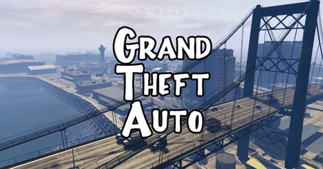 A terrifying recreation of the 'Full House' intro using 'GTA V' | Prozac Moments | Scoop.it