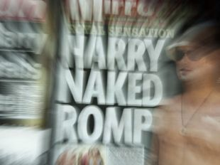 Prince Harry photo scandal - a message from Rupert Murdoch? | NYL - News YOU Like | Scoop.it