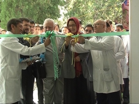 Gastrointestinal center opened at Wazir Akbar Khan Hospital | U.S. - Afghanistan Partnership | Scoop.it