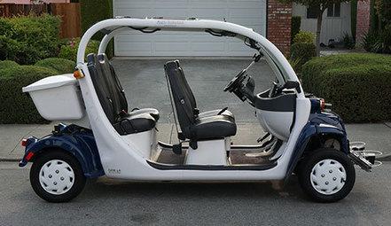 La primera oleada de coches autónomos podría llegar en forma de carrito de golf - MIT Technology Review | Informática Educativa y TIC | Scoop.it