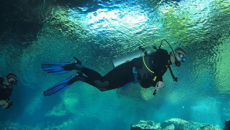 Yucatan cenote diving a descent into the netherworld - Milwaukee Journal Sentinel | Riviera Maya Real Estate | Scoop.it