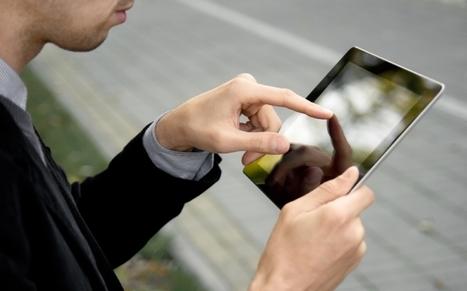 Le CRM s'invite sur les smartphones et tablettes | Outils de pilotage | Scoop.it