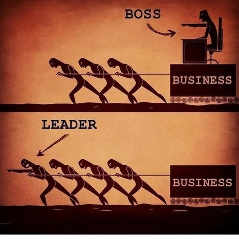 Why Great Leaders Make Bad Managers - and That's OK   Leadership, Management and EVOLVABILITY   Scoop.it