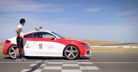 Watch Stanford's self-driving Audi hit the track | SJB Autotech News | Scoop.it