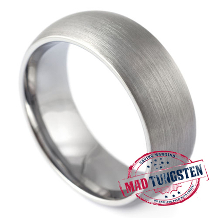 Tungsten Rings for Men. Collection of Tungsten Gold Wedding Bands! | Tungsten Wedding Rings | Scoop.it