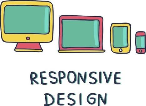 5 bonnes pratiques pour un responsive web design performant | Be Responsive | Scoop.it