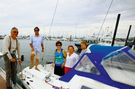 Des navigateurs comme les autres sur le Bassin | Tourisme sur le Bassin d'Arcachon | Scoop.it