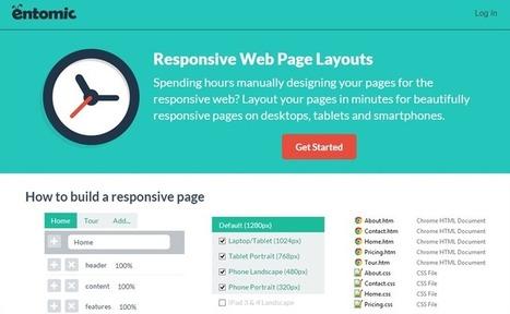 12 Essential Responsive Design Tools | Web and Graphic Design | Scoop.it