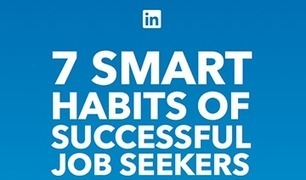 7 Smart Habits of Successful Job Seekers [INFOGRAPHIC] | Job hunt | Scoop.it