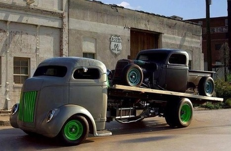 Rat Rod vehicles | Bikez | Scoop.it