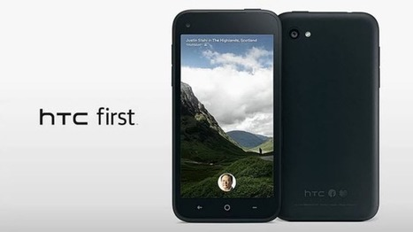 HTC First launching exclusively on EE during the summer | Android Discussions | Scoop.it