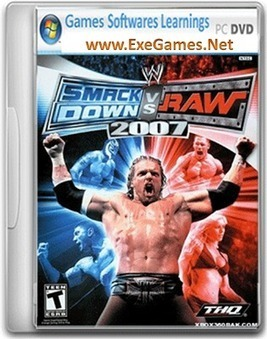 WWE SmackDown vs Raw 2007 Game - Free Download Full Version For PC | WWE | Scoop.it