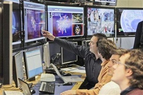 Γιγάντιο νέφος δεδομένων «καλύπτει» την Ευρώπη | Wiki_Universe | Scoop.it