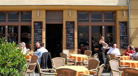 Dining Out in Germany | Angelika's German Magazine | Scoop.it