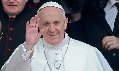 Pope Plans To Go All In On Addressing Climate Change - PoliticusUSA | Words with Gods | Scoop.it