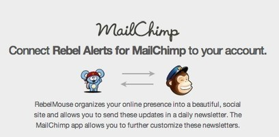 MailChimp Integration: Reach your audience through custom newsletters | The Eternal Social Season | Scoop.it