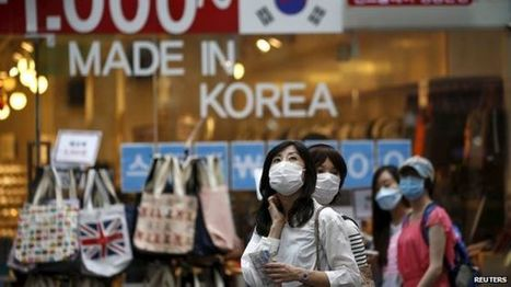MERS CoV outbreak cuts sharply into S Korea growth | Virology News | Scoop.it
