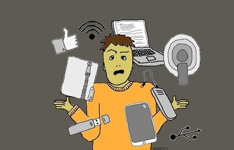 How to Integrate Technology without Losing Your Teacher Mind | Technology to Teach | Scoop.it