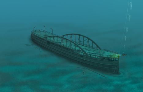 The Underwater Indiana Jones - weather.com | ScubaObsessed | Scoop.it