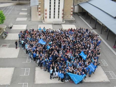 Au coeur de Pardé bat le coeur de l'UNICEF | Au coeur de Pardé | CLEMI -  Des nouvelles des élèves | Scoop.it