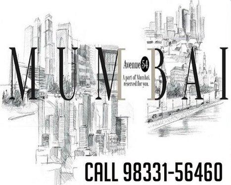 Avenue 54 Mumbai Property   Real Estate   Scoop.it