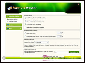 Memory Washer - augmenter la mémoire de votre ordinateur | INFORMATIQUE 2013 | Scoop.it