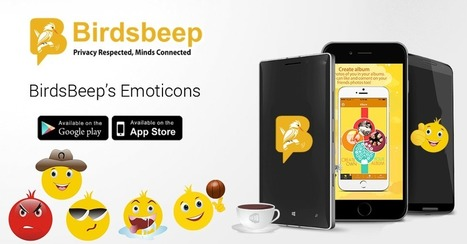 Emoticons BirdsBeep Features add a new Life to the Chatting | Birds Beep | Scoop.it