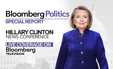 Bloomberg Apologizes for Photoshopping Photo of Hillary Clinton | xposing world of Photography & Design | Scoop.it