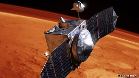 Lanciata Maven, la sonda che studierà l'atmosfera di Marte - Il Sole 24 ORE | Planets, Stars, rockets and Space | Scoop.it
