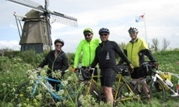 Capital transfer: a cycling trip from London to Amsterdam - The Guardian | Bicycle touring | Scoop.it