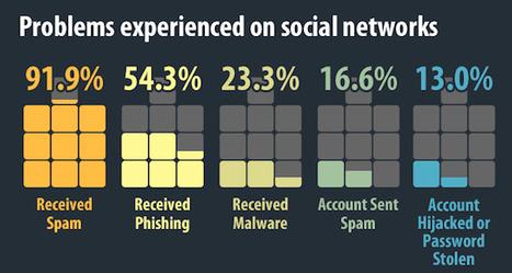 [Infographie] Vie privée et sécurité sur les réseaux sociaux | FrenchWeb.fr | Par ici, la veille! | Scoop.it