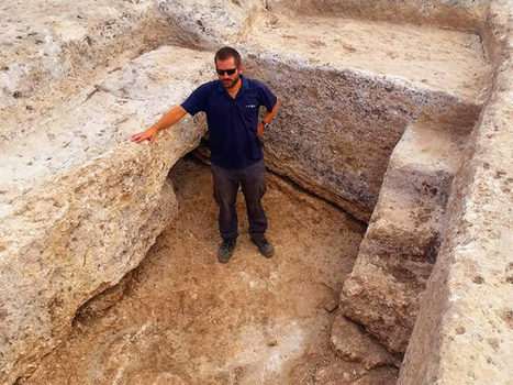 Roman-Era Pottery Workshop Unearthed in Northern Israel | LVDVS CHIRONIS 3.0 | Scoop.it