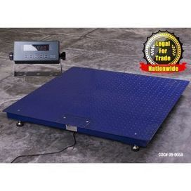 Industrial Scales :: GIE Series 5000 Division NTEP Legal For Trade Floor Scale Package - | Prime Scales - NTEP Floor Scales, Counting Scales, Balances | Scoop.it