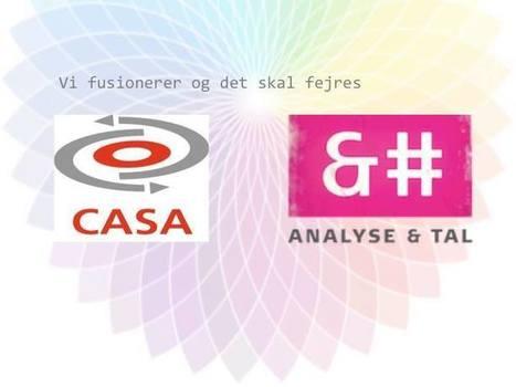 Reception for fusion af CASA og Analyse&Tal | Social Politik | Scoop.it