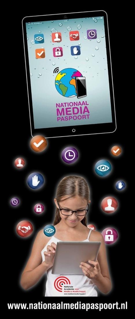 Nationaal Media Paspoort | media-empowerment! | De doorlopende leerlijn voor alle basisscholen | Info Mediawijsheid leerkracht: Mediawijsheid PO | Scoop.it