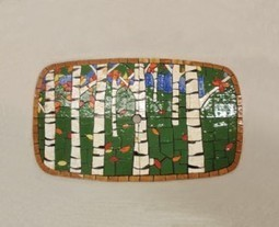 Ceramic Arts Daily – Creating a Mosaic Table | Mosaic madness | Scoop.it